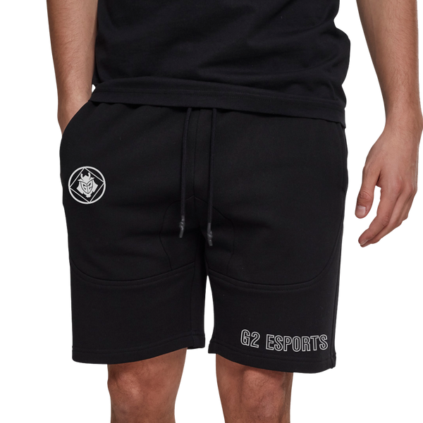 G2 Crest Shorts - G2 Esports Official EU Shop