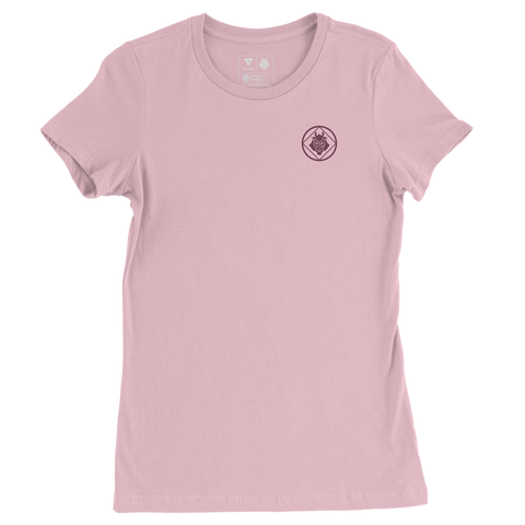 G2 Crest Womens T-Shirt - Pink - G2 Esports Official EU Shop