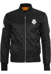 G2 Embroidered Bomber Jacket - G2 Esports Official EU Shop