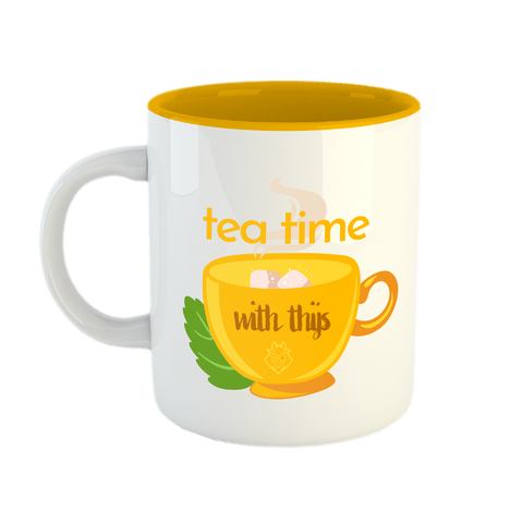 G2 Thijs Tea Time Mug - G2 Esports Official EU Shop