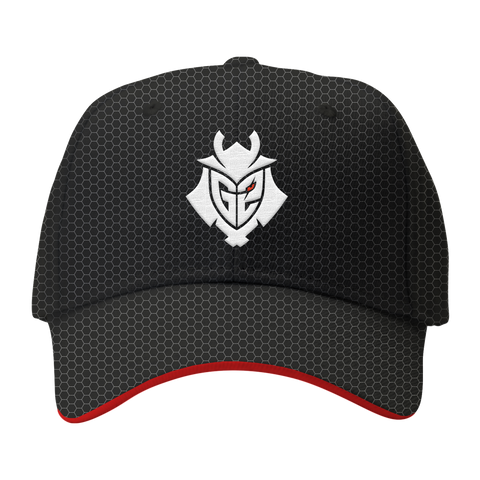 G2 x New Era 9FIFTY Stretch Snap Black - G2 Esports Official EU Shop