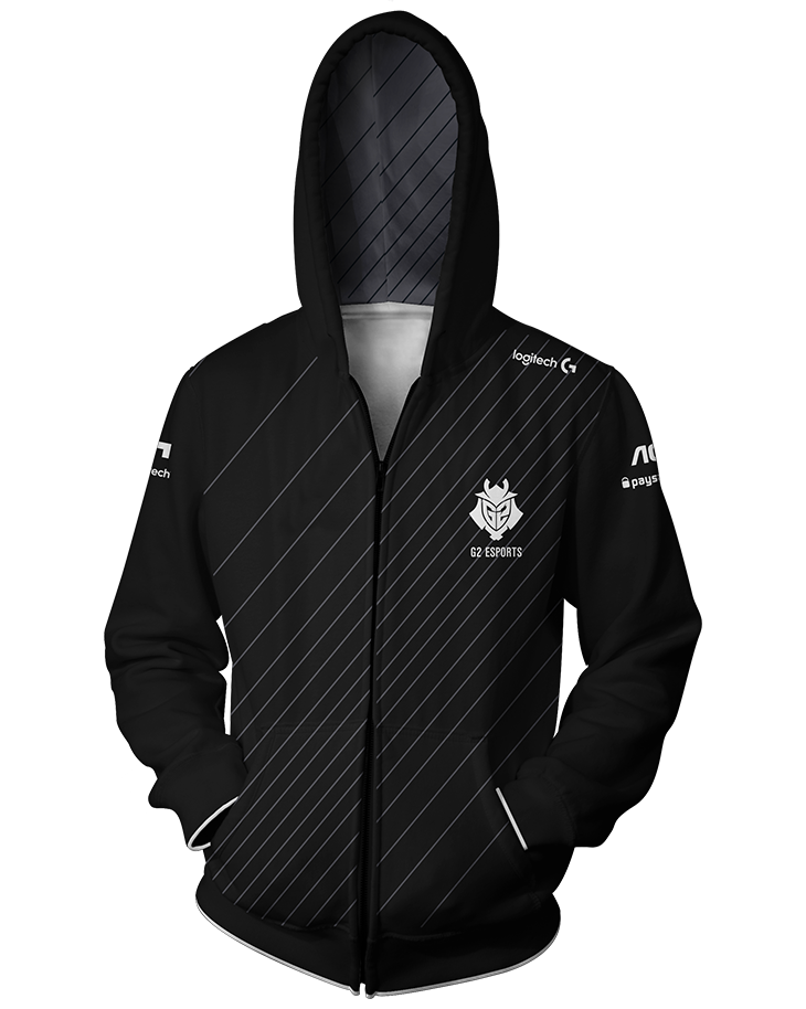 G2 Esports Player Hoodie