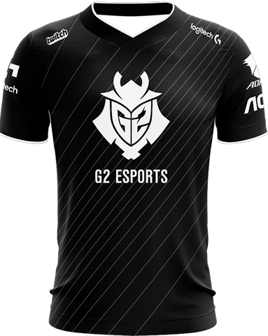 G2 Esports Player Jersey - G2 Esports Official EU Shop