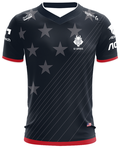 G2 USA Jersey - G2 Esports Official EU Shop