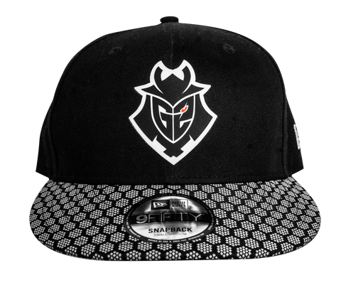 G2 x New Era 9FIFTY Snapback Black