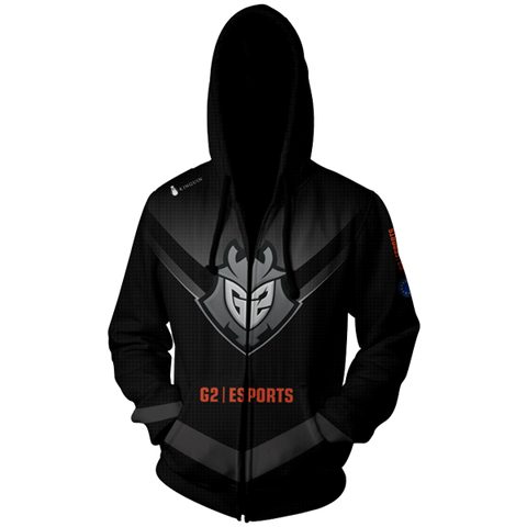 G2 eSports Player Hoodie - Summoner's Inn Official Store