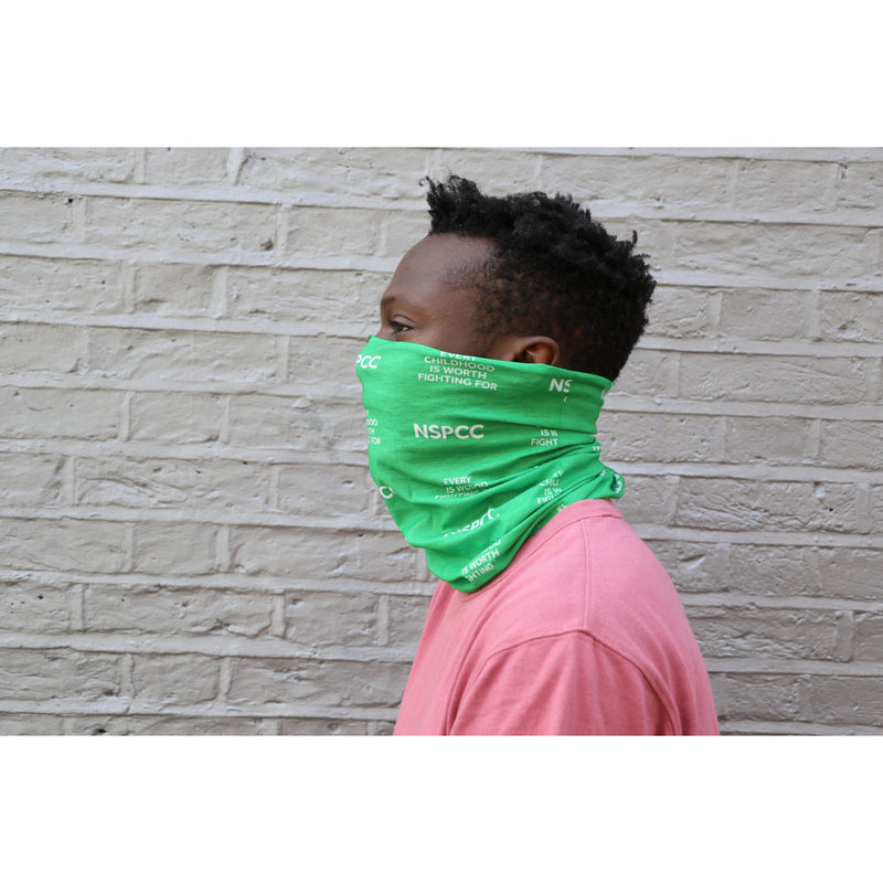 NSPCC buff neck warmer