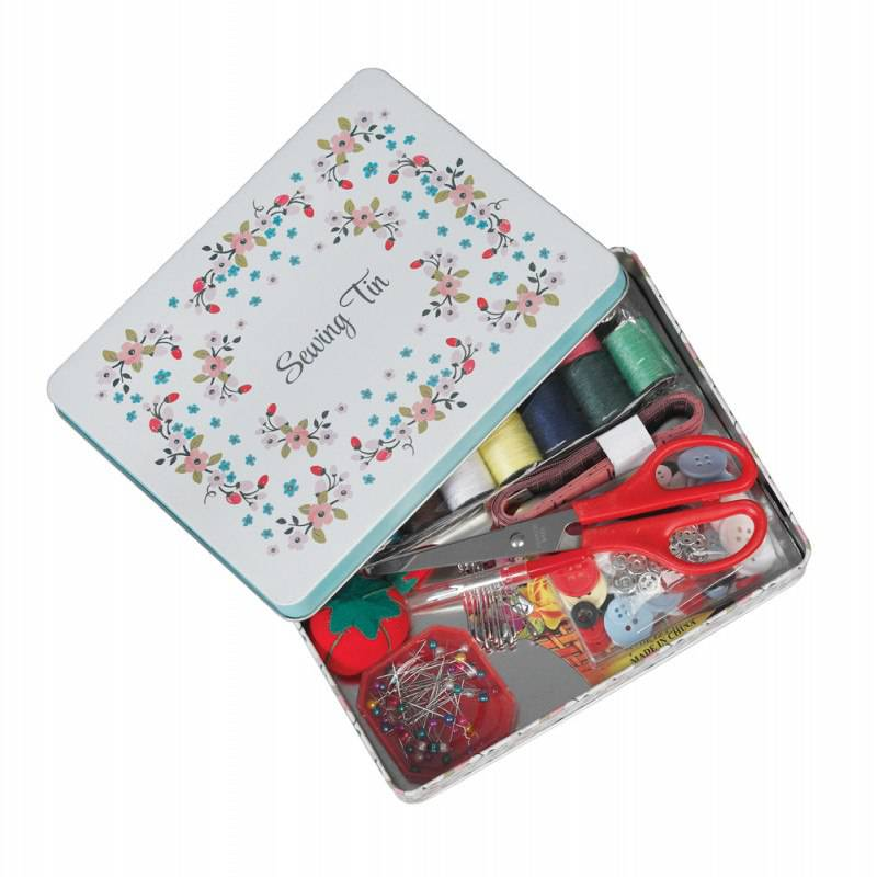 Rose hip deluxe sewing kit.