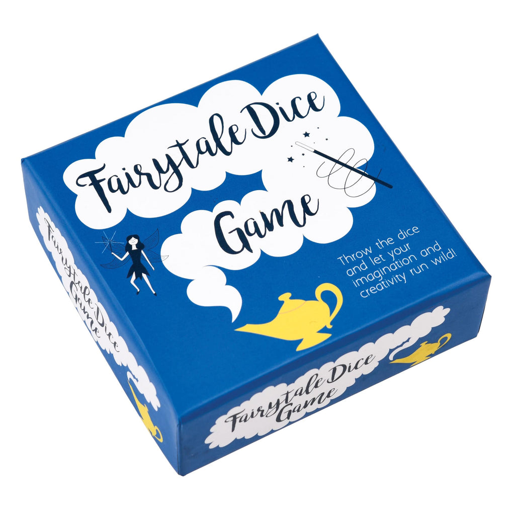 Fairy tale dice game