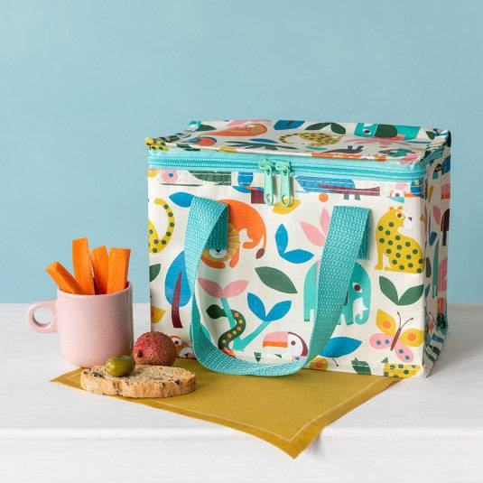 Wild Wonders Lunch Bag