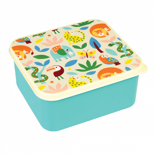 Wild Wonders Lunch Box