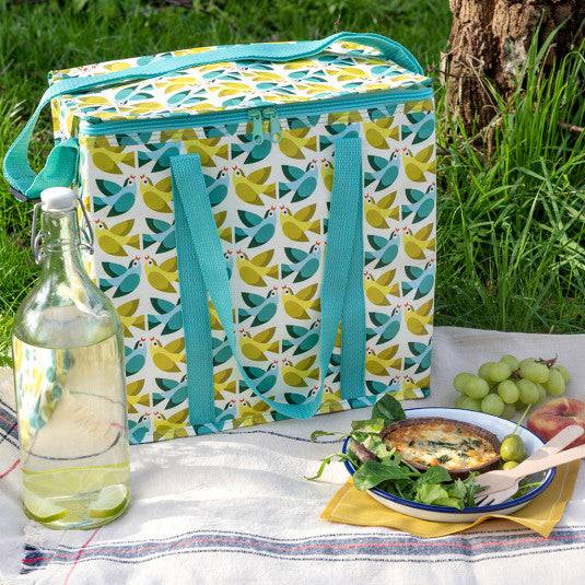 Love Birds Picnic Bag
