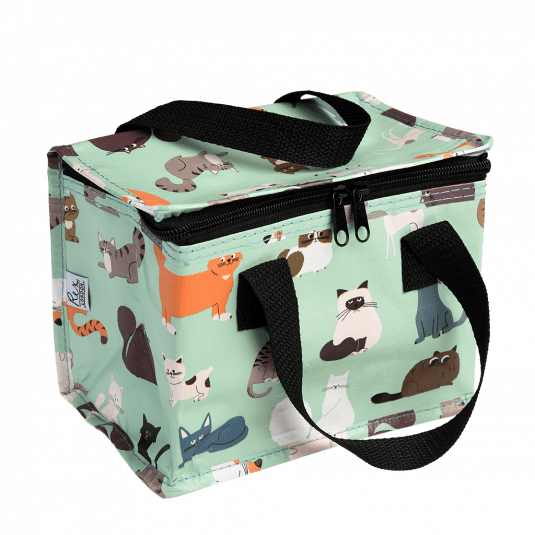 Nine Lives Lunch Bag