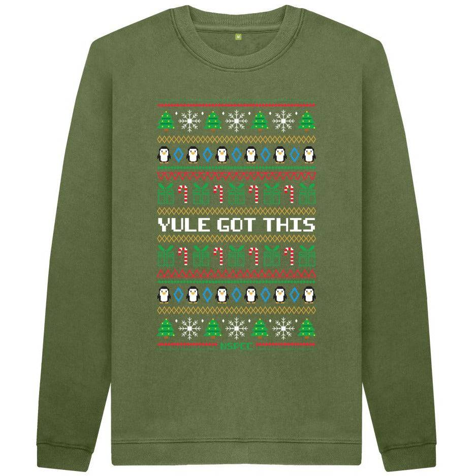 Men's Christmas Sweater.