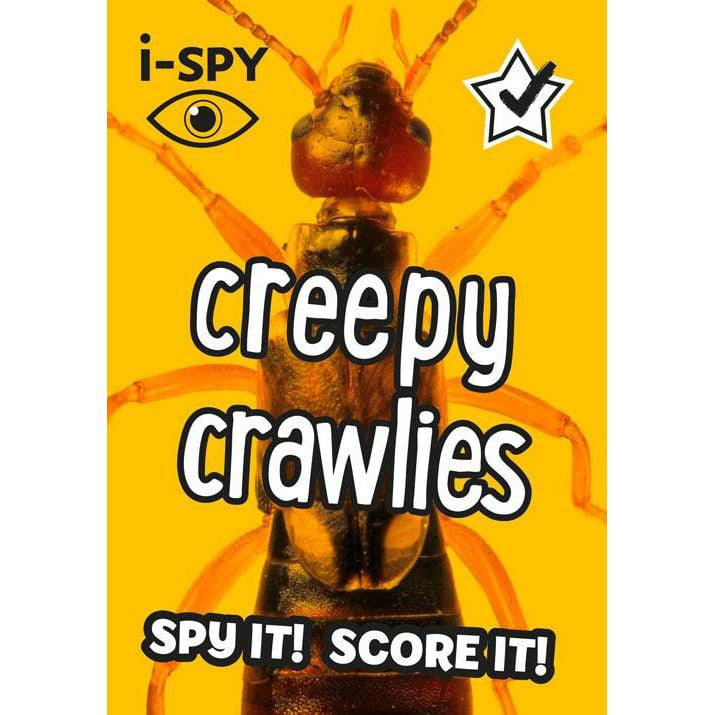 I Spy: Creepy Crawlies