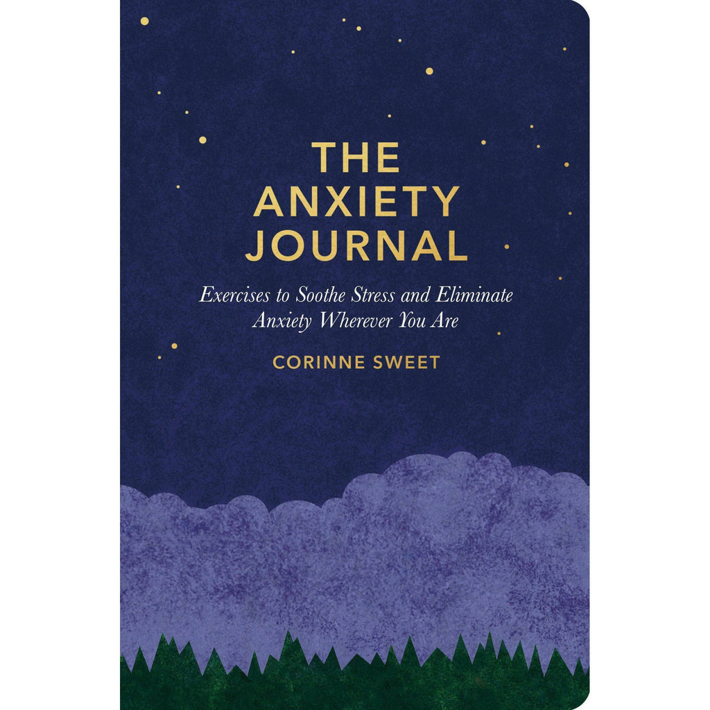 Anxiety journal.
