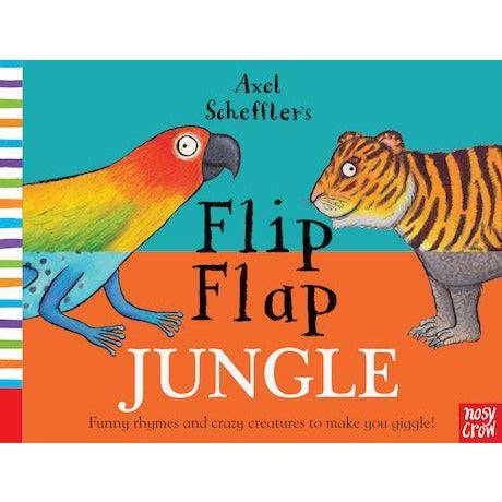 Axel Scheffler's Flip Flap Jungle.