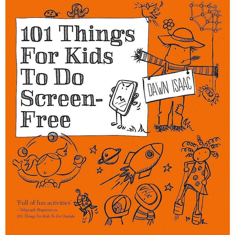 101 Things For Kids To Do Screen Free.
