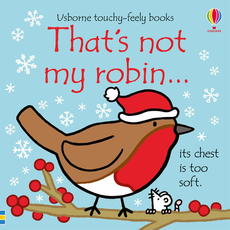 Thats Not My Robin (Touchy Feely).