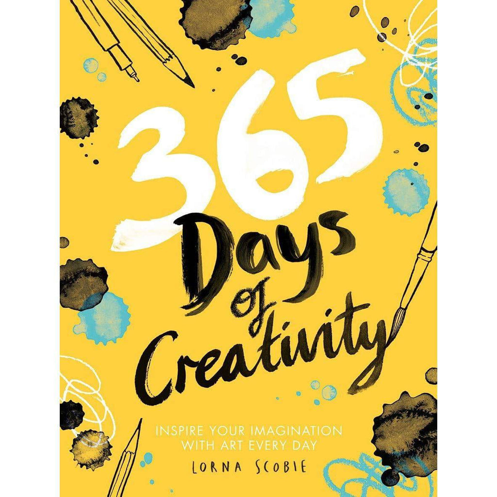 365 days of creativity.