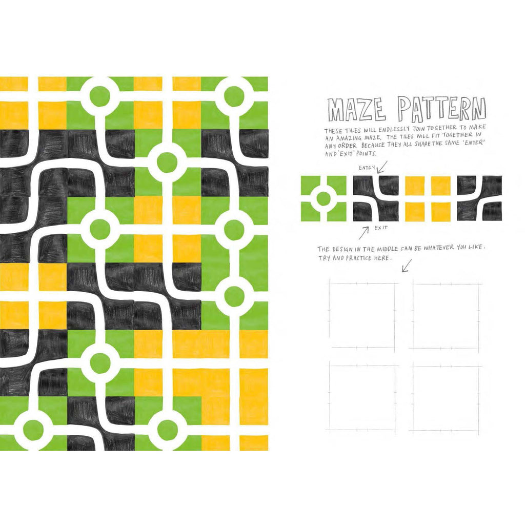 Let's make some great art - patterns
