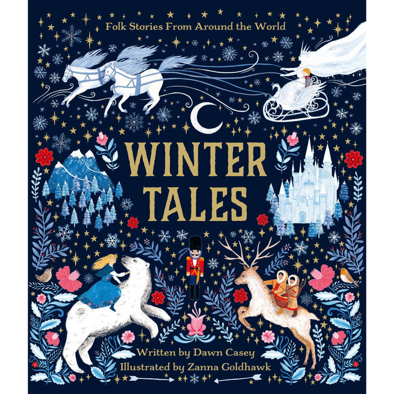 Winter Tales: Folk Stories From Around The World.