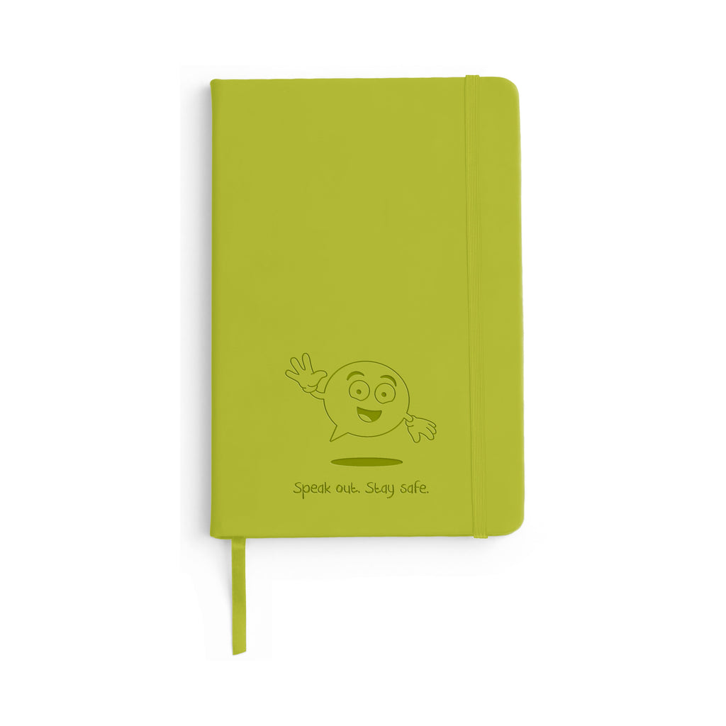 BUDDY A5 journal notebook