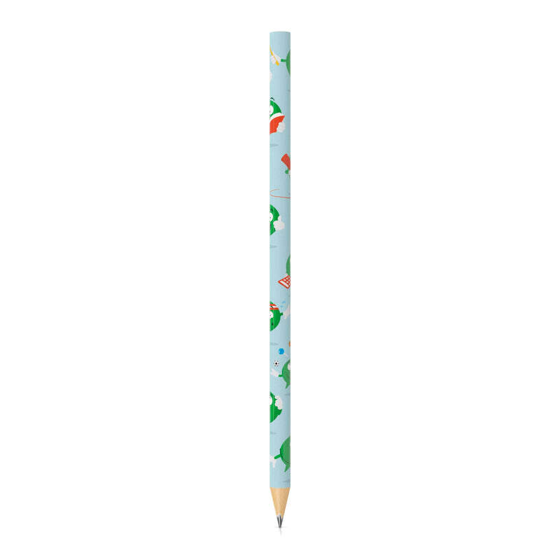 BUDDY pencil - blue