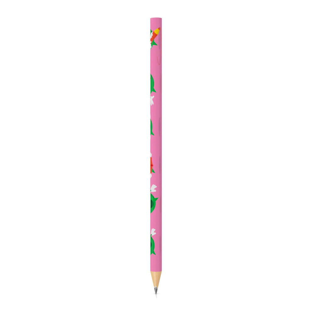 BUDDY pencil - pink.