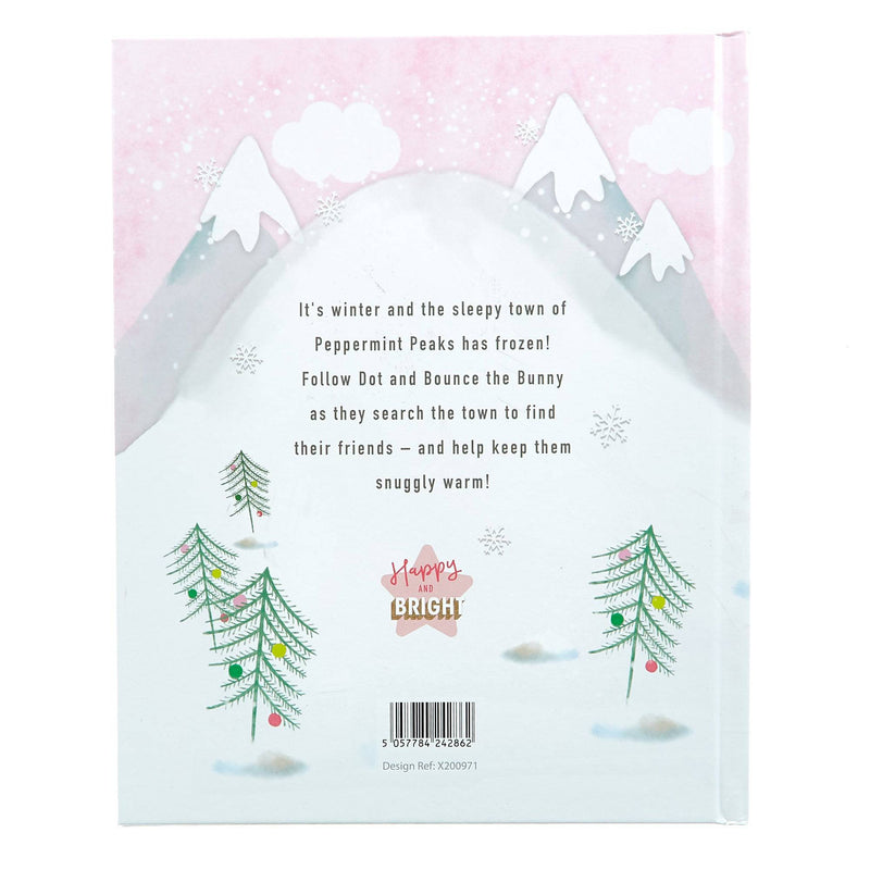 The Big Freeze In Peppermint Peaks by Card Factory