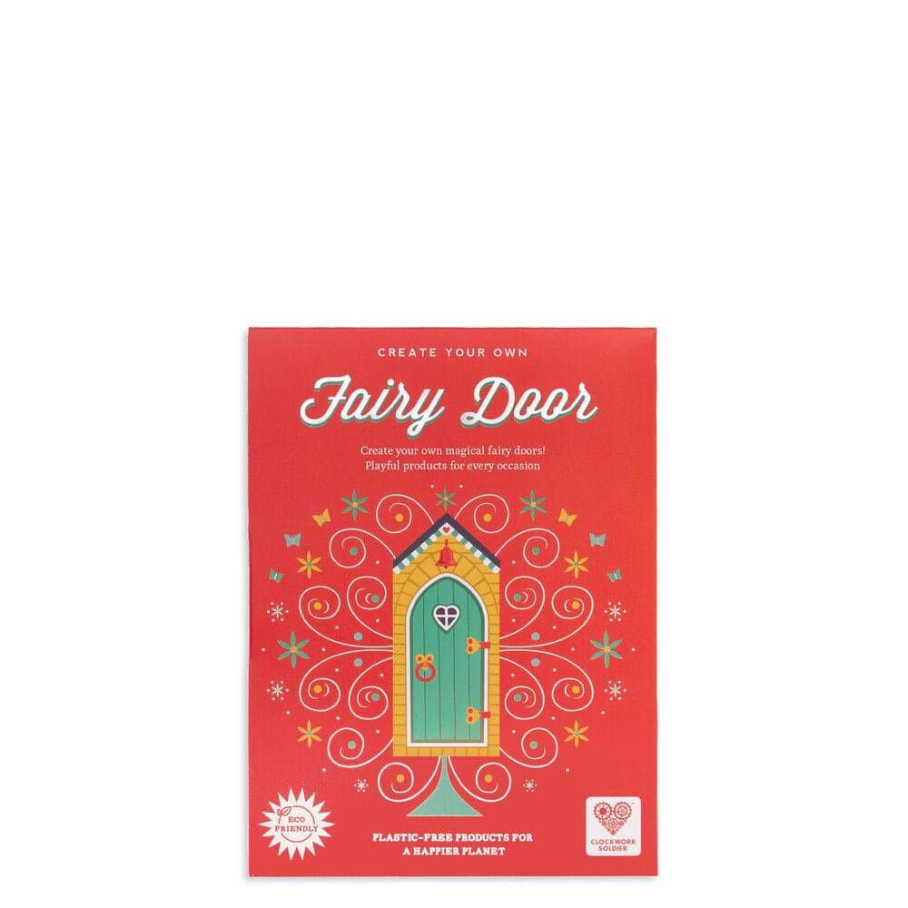 Create Your Own Fairy Door.