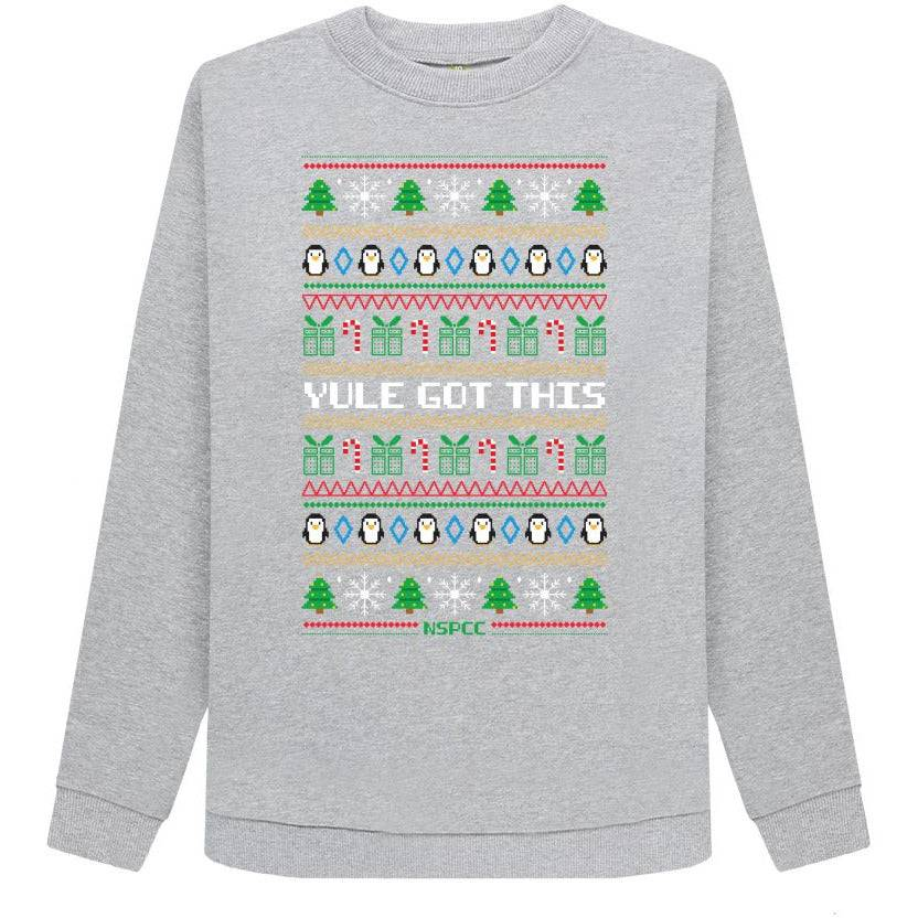 Women's Christmas Jumper.