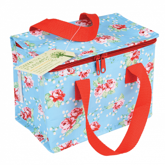 English Rose Lunch Bag