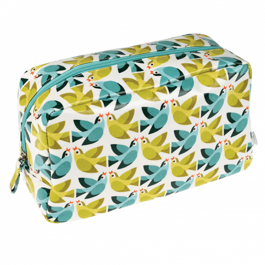 Love Birds Wash Bag.