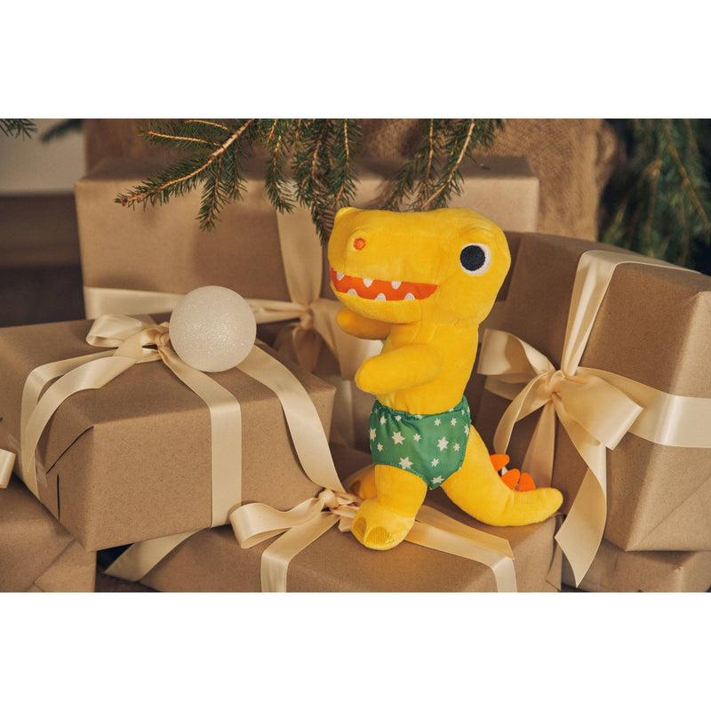 Pantosaurus Plush by Matalan.