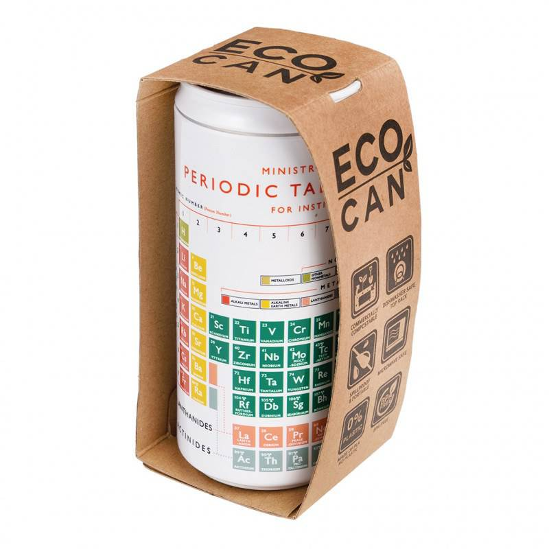 Periodic table eco can