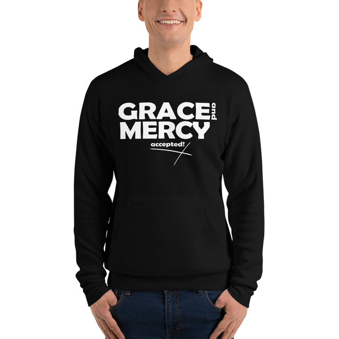 GRACE AND MERCY Unisex Hoodie