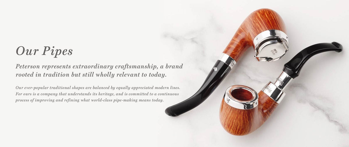 Peterson of Dublin - Traditional Pipe & Tobacco Manufacturers