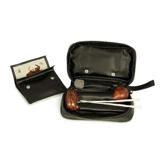 Peterson Classic Large 2 Pipe Bag