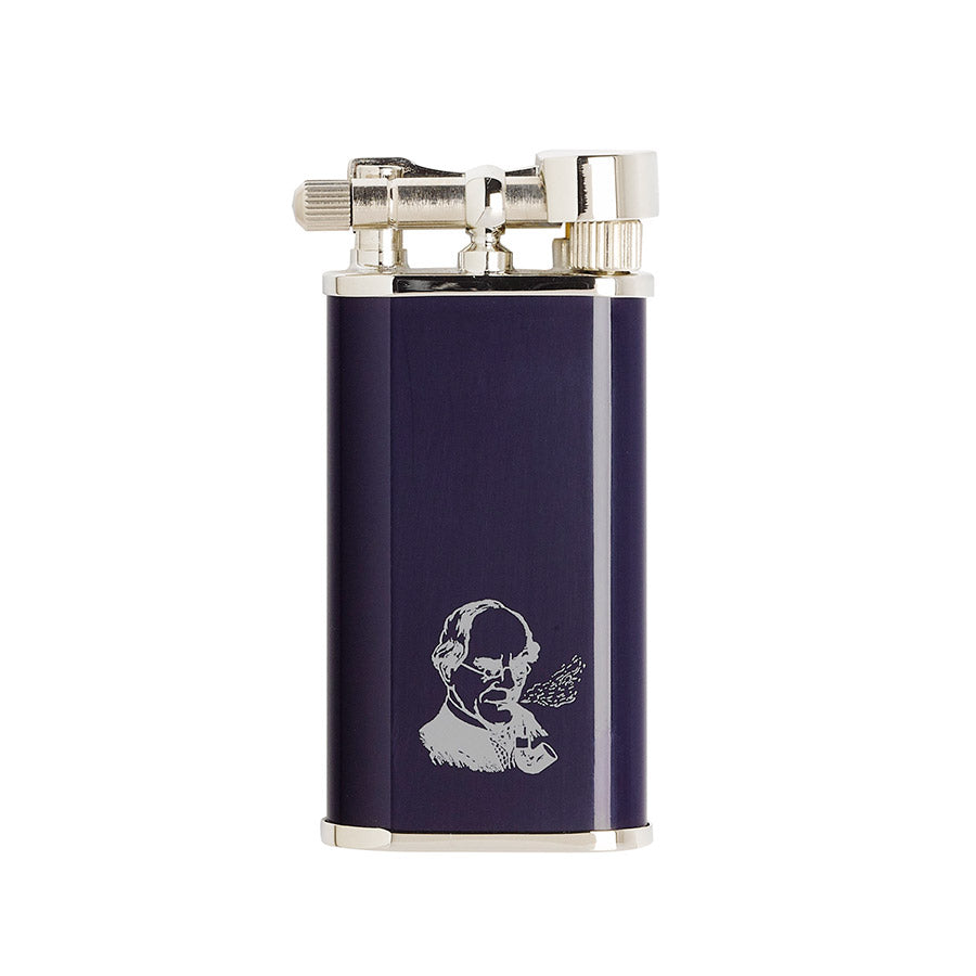 Royal Blue Pipe Lighter
