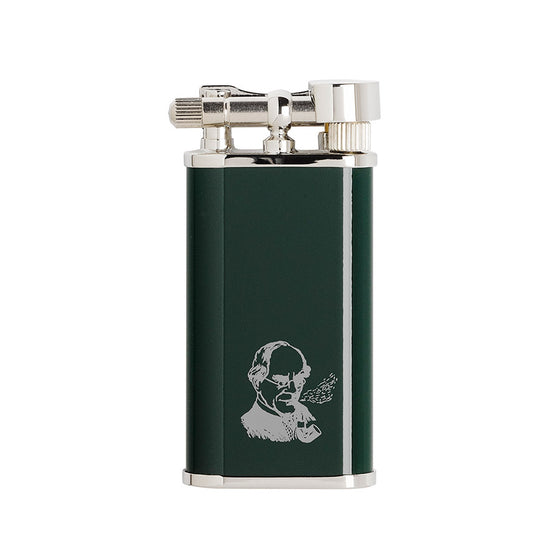 Emerald Green Pipe Lighter