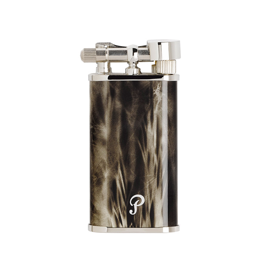 Grey Marble Pipe Lighter