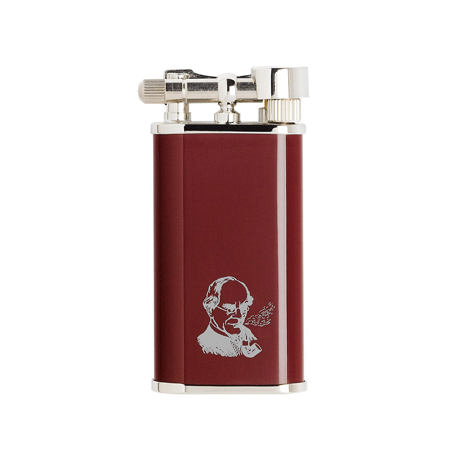 Peterson Ruby Red Pipe Lighter Of Dublin Fuel Filters