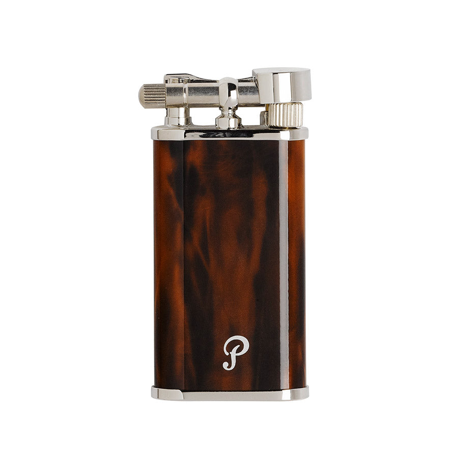 Brown Marble Pipe Lighter