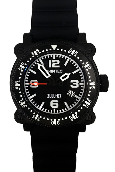 ZULU-07 PRO / Black / Automatic - Trintec Industries Inc.