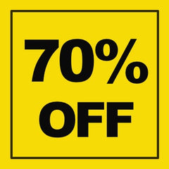 2021 May Sale - 70% Off