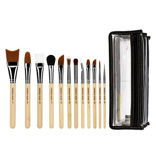SFX Brush Set 12 pc. with Double Pouch (2nd Collection) - Bdellium Tools