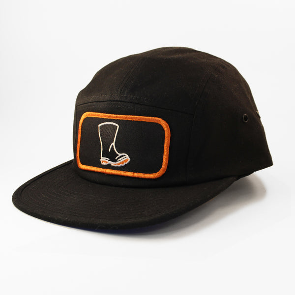 Welly boot patch 5-panel hat
