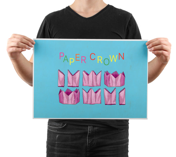Party Favours poster 4 pack