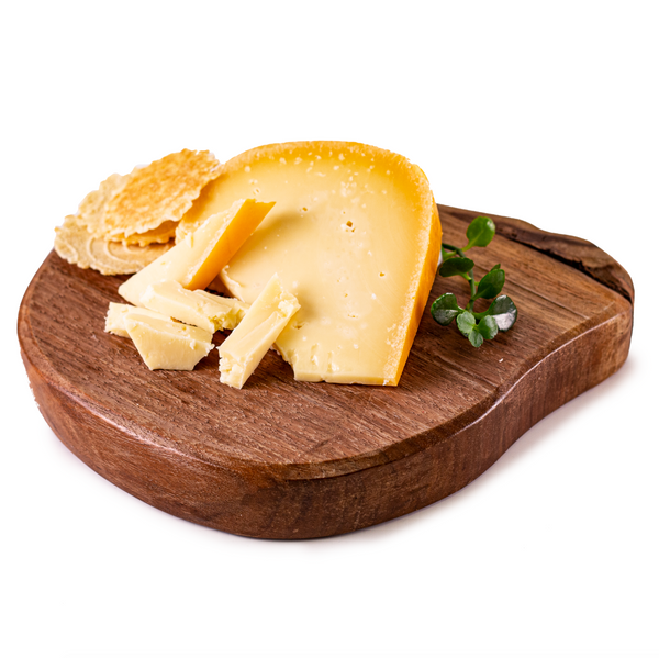 Gouda Gold: Mountain Oak Cheese